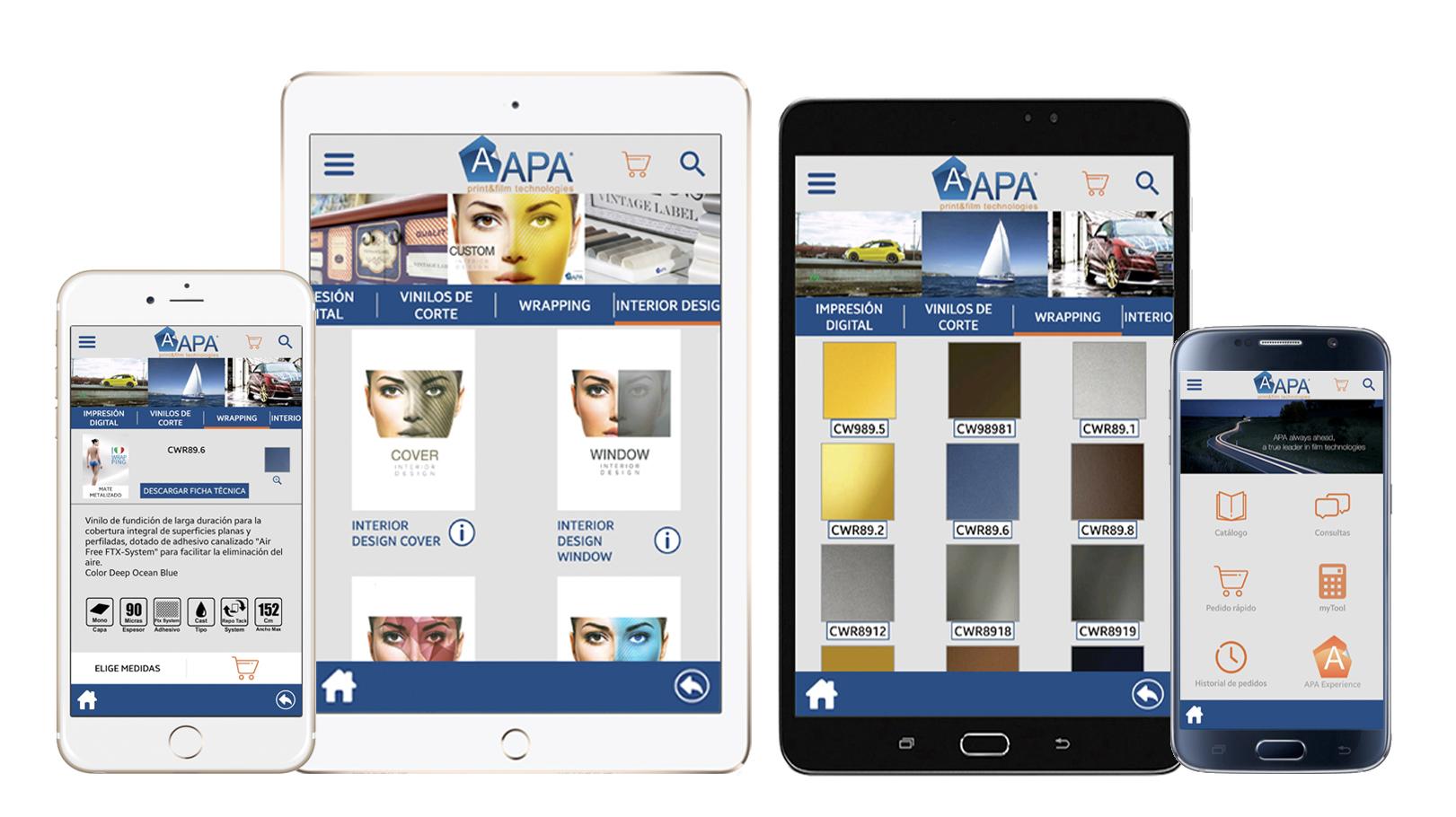 Descárgate la nueva versión 2.0 de APA 24/7