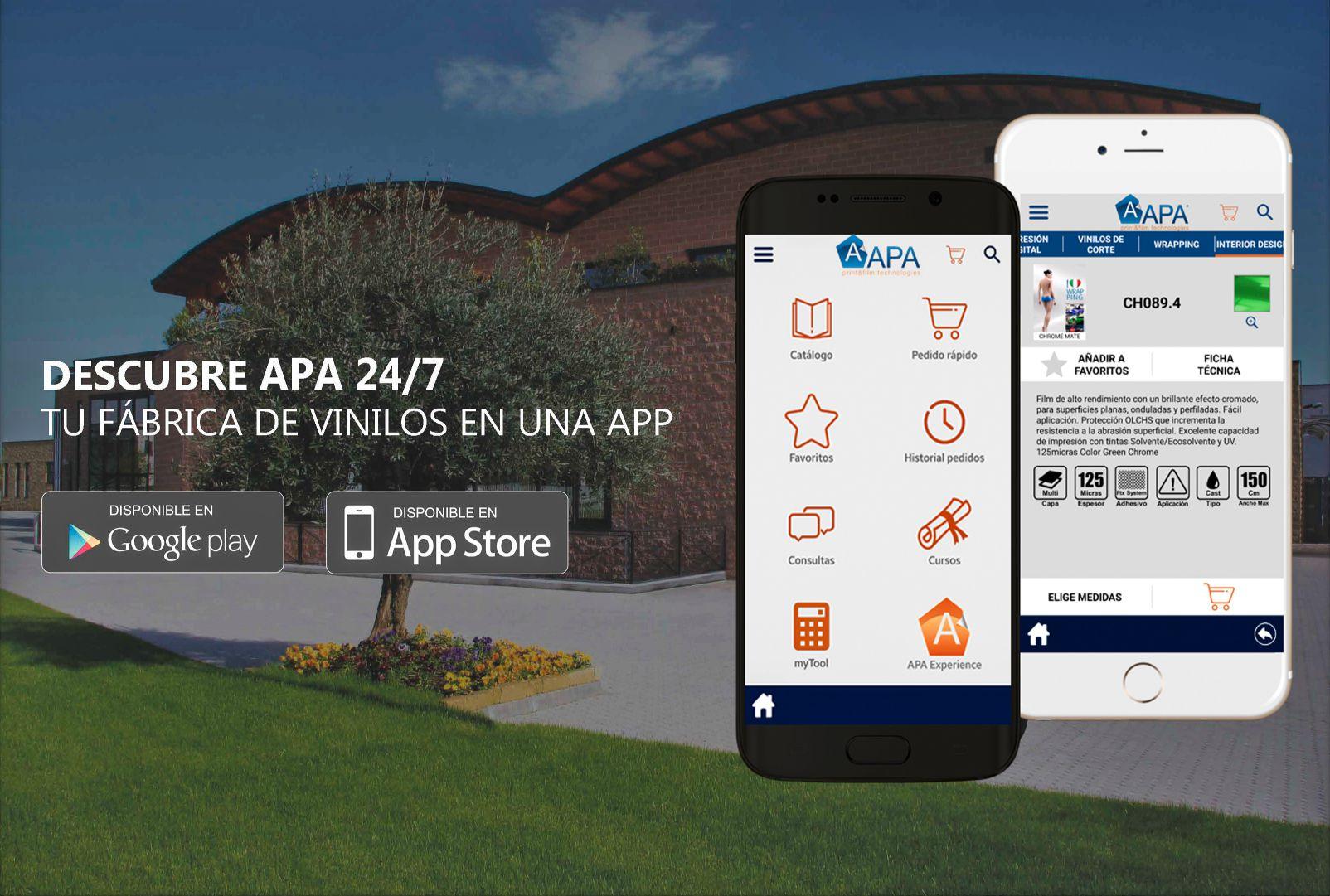 Fabrica Vinilos Espaa.Tu Fabrica De Vinilos En Una App Apa Experience